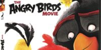Opening And Closing To The Angry Birds Movie 2016 DVD (From Columbia Pictures & Rovio, Distributed By Paramount Home Entertainment) (Previews Included)