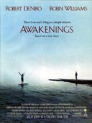 1990 - Awakenings Movie Poster