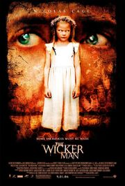 2006 - The Wicker Man Movie Poster