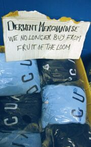 Derwent fruit of the loom