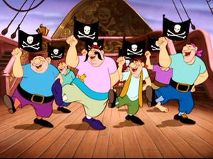 Pirates-PeterPan