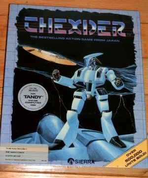 Thexder coco tandy