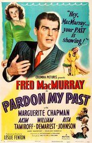 1945 - Pardon My Past Movie Poster