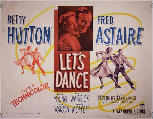 File:1950 - Let's Dance Movie Poster.jpg
