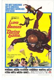 1968 - Daring Game Movie Poster
