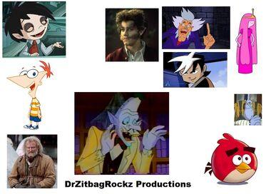 DrZitbagRockz Productions
