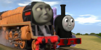 Rosie the Lavender Engine