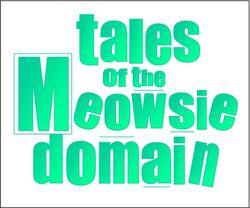 Tales of the meowsie domain logo