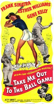 1949 - Take Me Out to the Ball Game Movie Poster