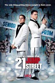 2012 - 21 Jump Street Movie Poster