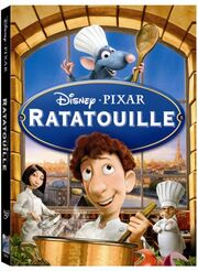 Ratatouille DVD 2007