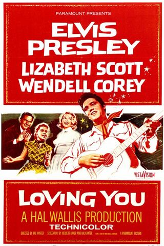 File:1957 - Loving You Movie Poster.jpg