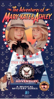 The Adventures of Mary Kate And Ashley VHS 3