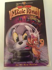 Tom & Jerry The Magic Ring VHS