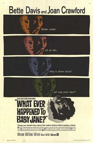 File:1962 - What Ever Happened to Baby Jane Movie Poster.jpg