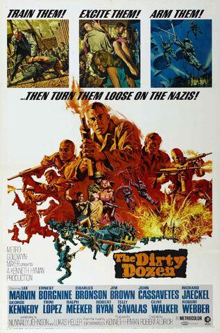 File:1967 - The Dirty Dozen Movie Poster.jpg