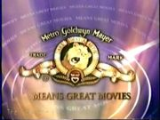 MGM means great movie promo