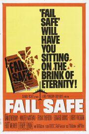 1964 - Fail Safe Movie Poster