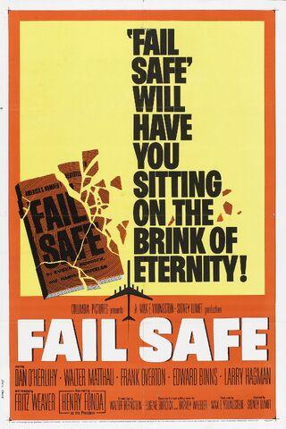 File:1964 - Fail Safe Movie Poster.jpg
