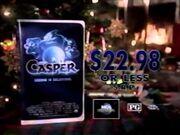Casper VHS TV Spot