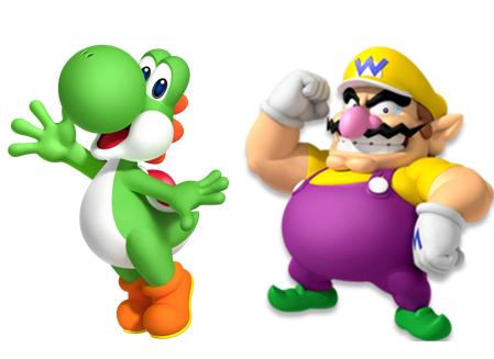 File:Yoshi and Wario.PNG