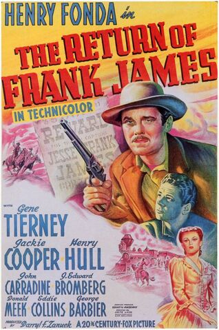 File:1940 - The Return of Frank James Movie Poster.jpg