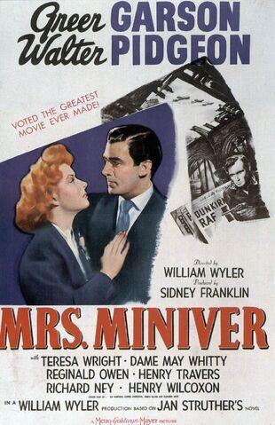 File:1942 - Mrs Miniver Movie Poster.jpg
