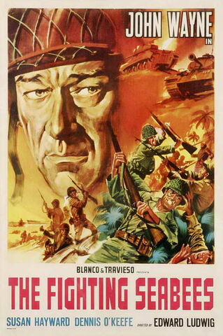 File:1944 - The Fighting Seabees Movie Poster.jpg