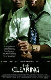 2004 - The Clearing Movie Poster