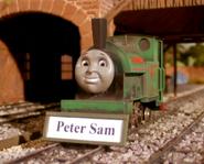 PeterSamwithnameboard