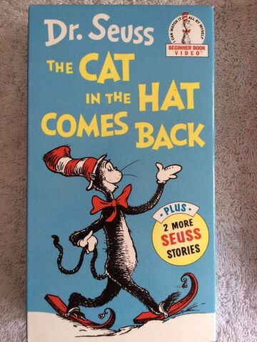 File:The Cat in the Hat Comes Back VHS.jpg