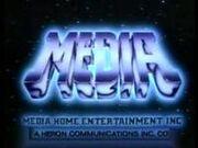Media Home Entertainment 1986 Logo