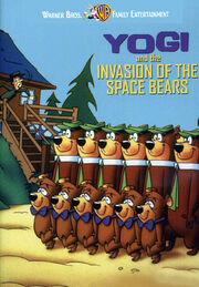Yogi and the invasion of the space bears wbfe vhs
