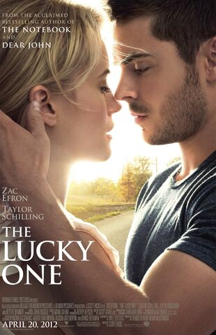 File:2012 - The Lucky One Movie Poster.jpg