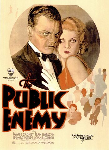 File:1931 - The Public Enemy Movie Poster.jpg