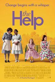 2011 - The Help Movie Poster