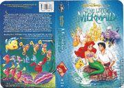The Little Mermaid VHS