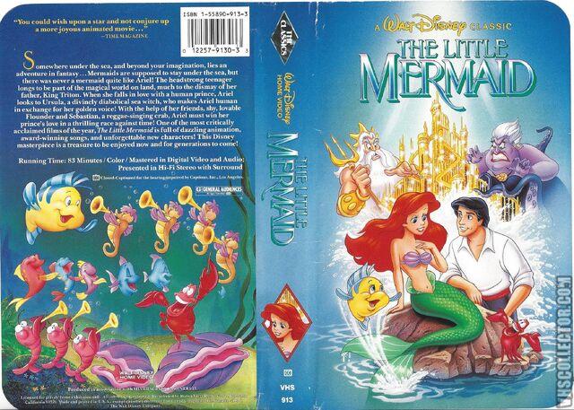 File:The Little Mermaid VHS.jpg