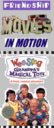 Friendship At The Movies In Motion - Grandpa's Magical Toys