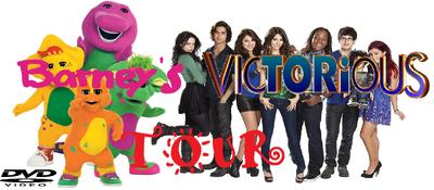 Barney's Victorious Tour