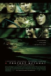 2009 - A Perfect Getaway Movie Poster