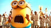 2015 minions movie kevin shouting trailer - minions teaser minions screenshot-f25343