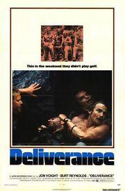 1972 - Deliverance Movie Poster
