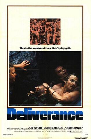 File:1972 - Deliverance Movie Poster.jpg