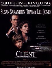 1994 - The Client Movie Poster