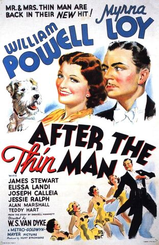 File:1936 - After the Thin Man Movie Poster.jpg