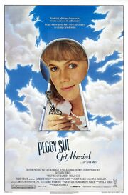 1986 - Peggy Sue Got Married Movie Poster