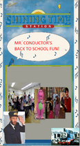Mr. Conductor's Back to School Fun (1994)