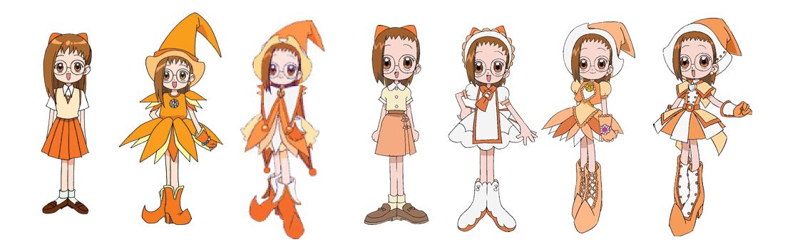 Hadzuki uniforms and stuff