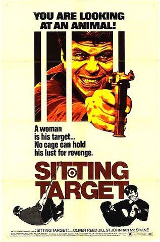 File:1972 - Sitting Target Movie Poster.jpg